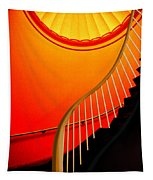 Capital Stairs Tapestry