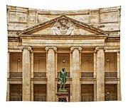 Capitolio Nacional Tapestry