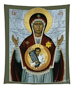 Captive Daughter Of Zion - Rlcdz Tapestry