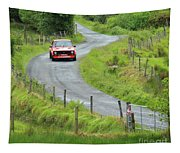 Car 88 Donegal International Rally Tapestry