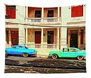Car Club Tapestry