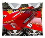 Car Hood As Art Tapestry
