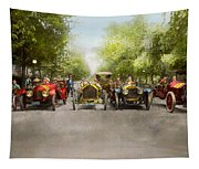 Car - Race - Hold On To Your Hats 1915 Tapestry
