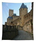 Carcassonne Castle Tapestry