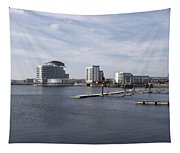 Cardiff Bay 3 Tapestry