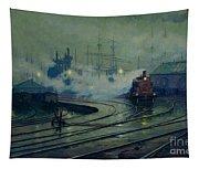 Cardiff Docks Tapestry