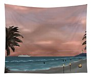 Caribbean Dreams Tapestry
