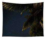 Caribbean Nights Anse Chastanet Tapestry