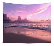 Caribbean Tranquility  Tapestry