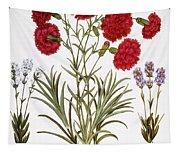 Carnation & Lavender, 1613 Tapestry