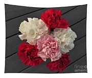 Carnations Tapestry