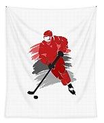 Carolina Hurricanes Player Shirt Tapestry