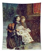 Carols For Sale  Tapestry