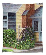 Carriage Lamp Tapestry