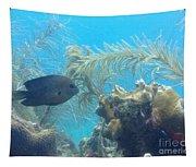 Carribean Sea Life Tapestry