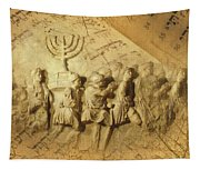Carrying The History Tapestry