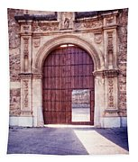Carthusian Monastery Granada Tapestry