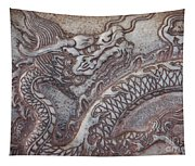 Carved Dragon Tapestry