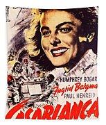 Casablanca B Tapestry