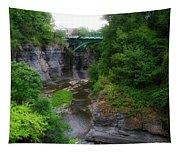 Cascadilla Gorge Cornell University Ithaca New York 02 Tapestry