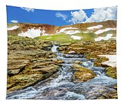 Cascading Source Stream Tapestry