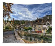 Castle Combe England Tapestry