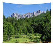 Castle Crags Tapestry