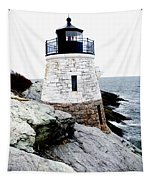 Castle Hill Light Tapestry