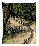 Castle Rock Sp Tapestry