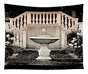Castle Stairs Tapestry