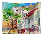 Castro Marim Portugal 01 Bis Tapestry