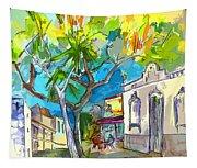 Castro Marim Portugal 14 Bis Tapestry