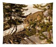 Cat Walk Tapestry