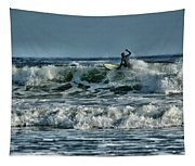 Catching A Wave Tapestry