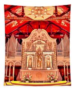 Cathedral Basilica Of St. Augustine Tapestry