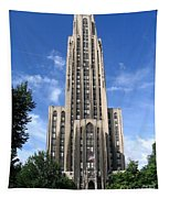 Cathedral Of Learning Tapestry