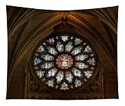 Cathedral Window Tapestry