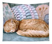 Catnap Tapestry