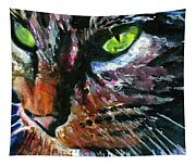 Cats Eyes 11 Tapestry