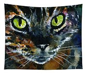 Cats Eyes 16 Tapestry