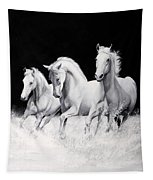 Cavalli Verticali Tapestry