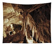 Cave Interior Tapestry