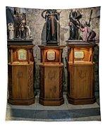 Cebu Statues Tapestry