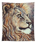 Cecil The Lion Tapestry