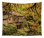 Cedar Creek Grist Mill Tapestry