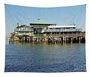 Cedar Key Waterfront Tapestry