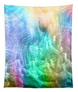 Celestial Light  Tapestry