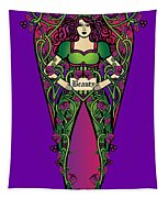 Celtic Forest Fairy - Beauty Tapestry