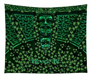 Celtic Green Man Tapestry