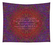 Celtic Romeo And Juliet Tapestry